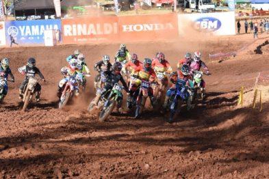 Etapa do Brasileiro de Motocross acontece em Campo Grande (MS)