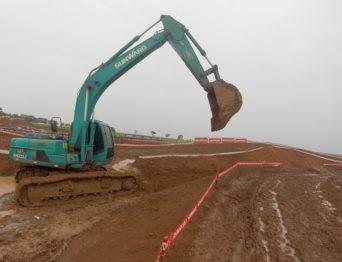 Programação do Brasileiro de Motocross é alterada por conta da chuva