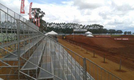 Tupaciguara recebe rodada do Brasileiro de Motocross neste fim de semana
