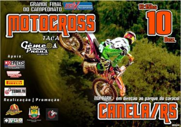 Chegou a hora da grande final do BSX de Motocross
