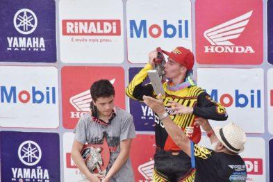 Mesmo com título antecipado, Bruno vence mais uma na Junior