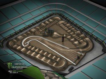 Conheça as pistas do AMA Supercross 2018