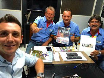 Borilli Racing Pneus Off Road e a FGM renovam patrocínio para 2018