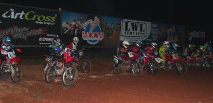 MOCVA abre temporada 2018 com iluminação da pista em etapa noturna