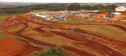 Campos Novos abriu domingo o Campeonato Catarinense de Motocross