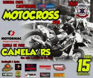 Canela recebe domingo o BSX Regional de Motocross