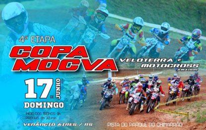 Venâncio já se prepara para a 4ª etapa da Copa MOCVA
