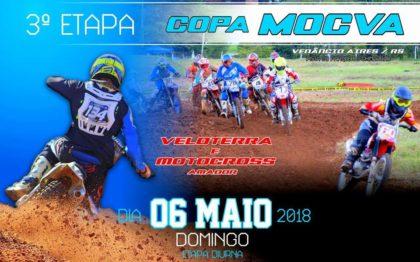 Copa Mocva de Veloterra prossegue domingo 6 de maio em Venâncio Aires