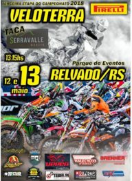 Pirelli de Veloterra chega a Relvado nesse domingo 13 de maio