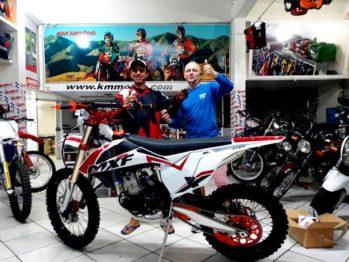 KM Motos de Marau RS é MXF Autorizada da região