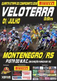 Quarta etapa do Pirelli veloterra em Montenegro é transferida para 1º de jullho