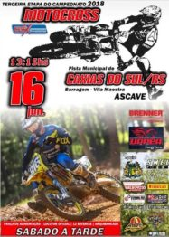 Sábado tem Motocross em Caxias do Sul