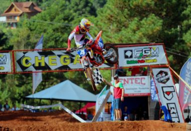 Gramado Cross Clube voltou a receber uma etapa do Gaúcho de Motocross após décadas