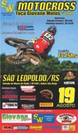 Motocross retorna a São Leopoldo: Taça Giovane Motos acontece domingo