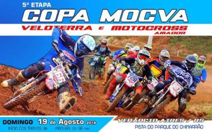 Domingo tem 5ª etapa da Copa Mocva no Parque do Chimarrão