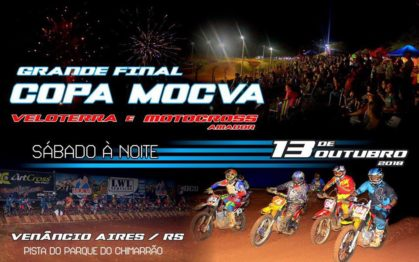 A grande final: Chegou a hora dos campeões da Copa MOCVA