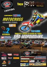 Domingo tem final do BSX de Motocross nos Eucaliptos e em São Leopoldo