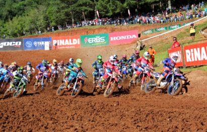 Brasileiro de Motocross encerrou temporada em Fagundes Varela na serra gaúcha
