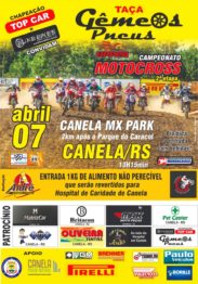 Canela recebe a segunda etapa do Upper Energy Drink de Motocross