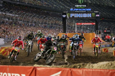 Highlights AMA Supercross 2019 – Daytona
