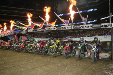 Highlights AMA Supercross 2019 – Indianapolis
