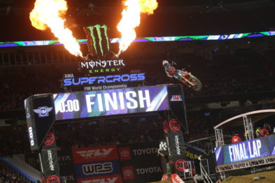 Highlights AMA Supercross 2019 – Houston