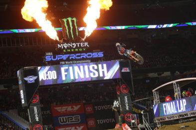 Highlights AMA Supercross 2019 – Houston