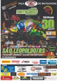 Taça Cardoso Motos acontece dia 30 em São Leopoldo sendo válida pelo Energy Drink de Motocross