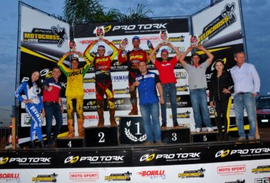 Sul Brasileiro e Gaúcho de Motocross em homenagem aos pais no CT Borilli/Tapejara