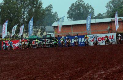 Gaúcho e Sul Brasileiro de Motocross é a atração no próximo final de semana em Tapejara