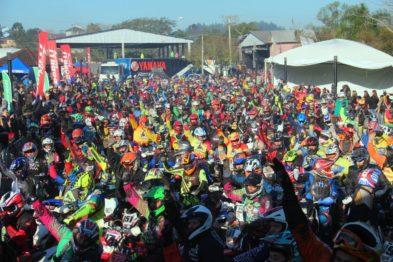 Trilha do Carvão é confirmada a 2ª maior trilha do Brasil com 3451 motos na sexta edição