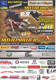 Nova Prata recebe domingo 6ª etapa do Regional de Motocross