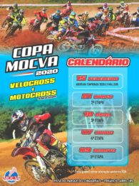 MOCVA lança calendário da Copa de Velocross e Motocross Amador
