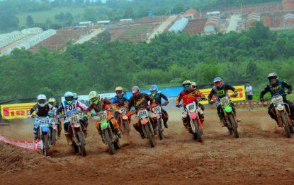 Upper Energy Drink de Motocross teve finais eletrizantes em São Leopoldo