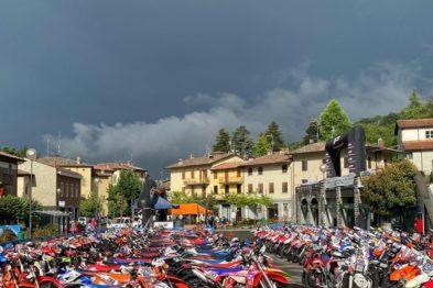 Borilli racing com presença marcante no Italiano de Enduro