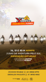 Expedição Big Trail fará 3 dias de aventura em Santa Catarina