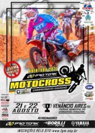Vem ai a abertura do Pró Tork Gaúcho de motocross