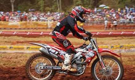 Goiano de Motocross terá participação de estrangeiros