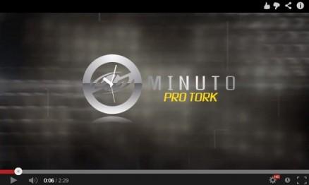 Vídeo – Minuto Pro Tork #105
