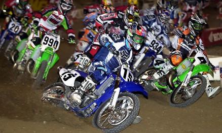 Vídeo – AMA Supercross 2001 – San Diego