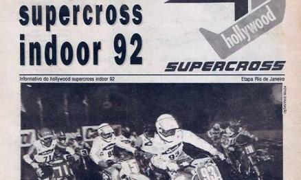 Vídeo – Hollywood Supercross 1992 – Campinas