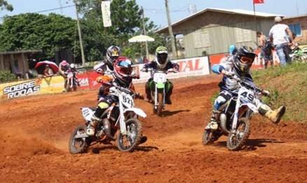 Transferida abertura da Copa Verão de Motocross