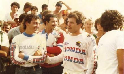 Vídeo – Brasileiro de Motocross 1985 – Brasília