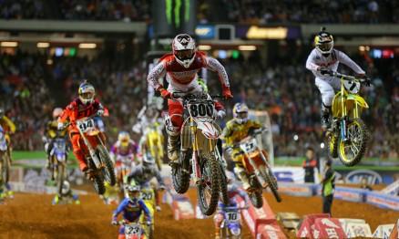 AMA Supercross 2014 – 8ª Etapa – Atlanta