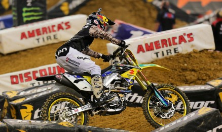 Resultados do AMA Supercross em Arlington