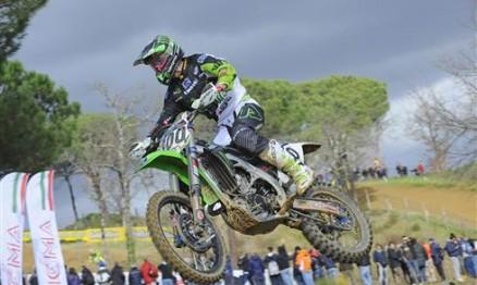 Brakke no lugar de Searle no GP Brasil de Motocross