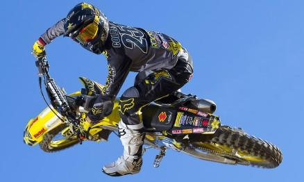 Coldenhoff fora do Mundial Motocross
