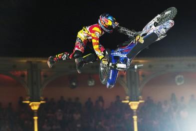 Red Bull X-Fighters em Madri traz inovações de manobras da modalidade