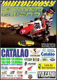 Catalão recebe a 2ª etapa do Campeonato Goiano de Motocros