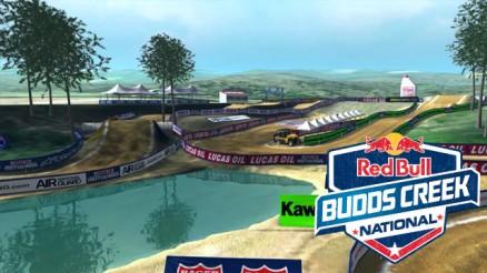 Vídeo – Volta virtual AMA Motocross em Budds Creek